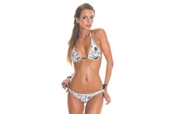 Modelo bikini