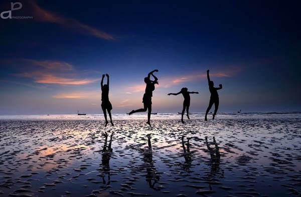 Fotografias en la playa