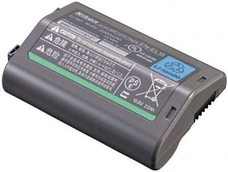 batería nikon