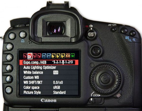 Bracketing-7D-Image