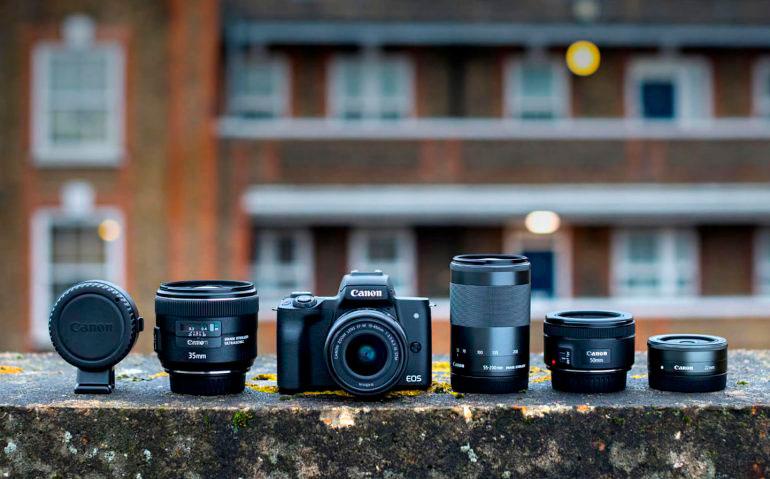 """Funciones de la Cámara Canon M50 """"Mirrorless"""" que debes aprender"""