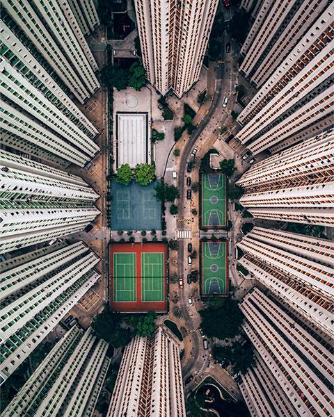 Mejores fotografias tomadas con drones