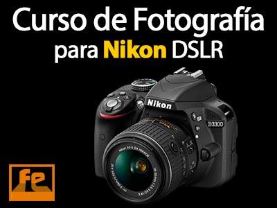 Curso de Fotografia Nikon