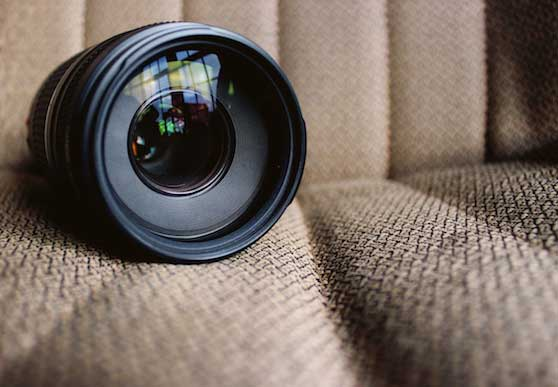 Que debes saber para cambiar correctamente el lente de tu camara