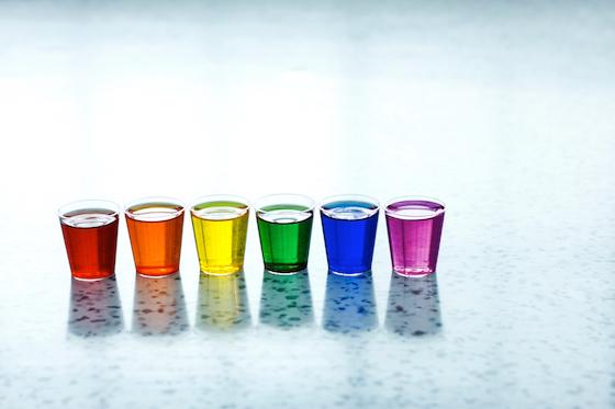 Usa el color en tus fotografias