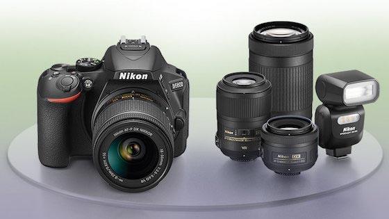 Accesorios de la nikon D5600