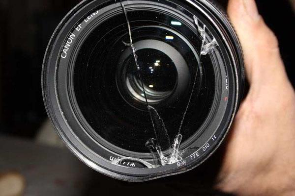 Los horrores del fotógrafo inexperto