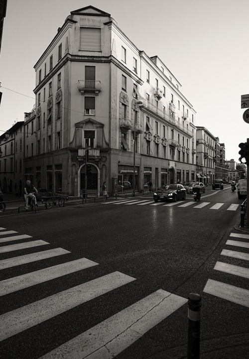 Urbano con regla Sunny 16